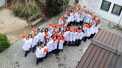 На Фармацевтскиот факултет во Скопје одбележан Светскиот ден за борба против СИДА