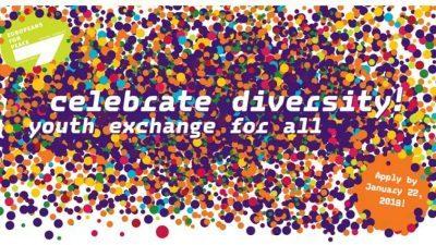 Европејци за мир – прославувајте ја различноста! Младинска размена за сите!