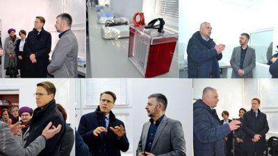 ЕУ Амбасадорот Жбогар во посета успешните проектни реализации на УКЛО