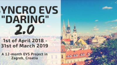 Програма за волонтирање (ЕВС) во Загреб, Хрватска