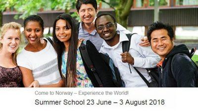 Меѓународна летна школа 2018 во Осло, Норвешка