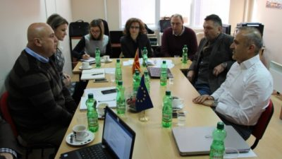 """УГД: Работна средба на проектот """"Биоотпад"""""""