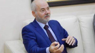 Заменик амбасадорот на Обединетото Кралство во посета на УГД