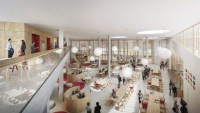 Соларно основно училиште во Данска ќе ги учи децата како да живеат здраво