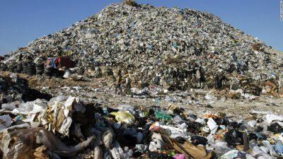 Отпадот што Кина не го прима од ЕУ ќе завршува во нашето соседство