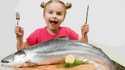 Децата што јадат риба се поинтелигентни и поздрави