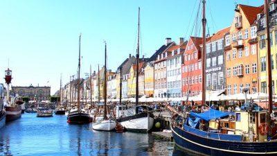 Стипендии доделени од Владата на Данска