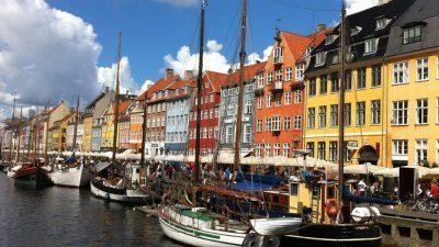 Еразмус+ волонтирање во Данска