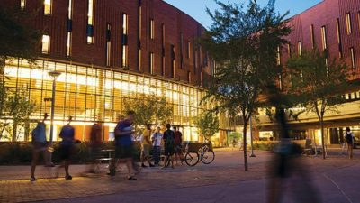 МБА Стипендии на Државниот универзитет во Аризона во САД, 2018