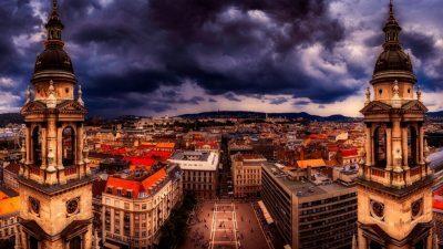 Младите за мирна Европа – Будимпешта, Унгарија