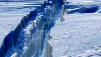 Антарктикот пукна и се појави свет кој не е виден 120.000 години – што се крие таму?