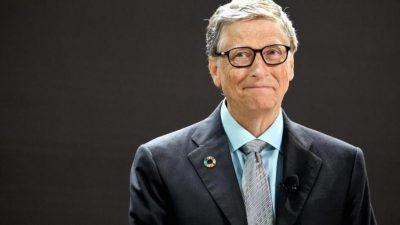 Бил Гејтс предлага даноци за роботи