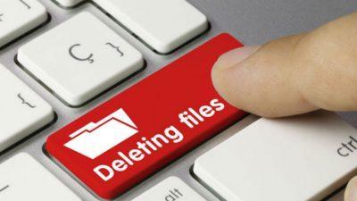 Дали избришаните фајлови навистина засекогаш исчезнуваат?