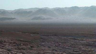 ВИДЕО: НАСА објави снимка од Марс пред зима