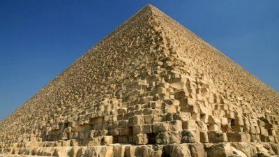 Откриено како старите Египќани ги ределе пирамидите со речиси совршена прецизност