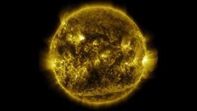 Сонцето ќе стане поладно и потемно