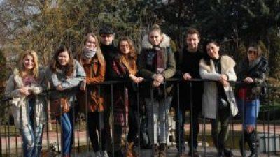 Реализирана прва студентска размена од Интернационалната ветеринарна студентска организација (IVSA)
