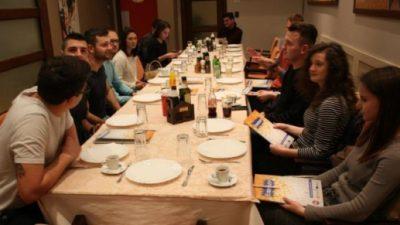 ВИДЕО: Девет студенти од Европа следниот семестар ќе го поминат на УГД