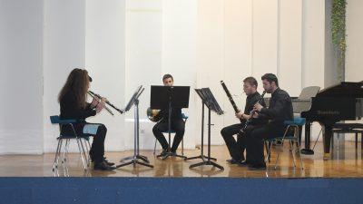 """ФМУ : Концерт на студентите од вокално – инструменталните оддели """"MUSICA VIVA"""""""