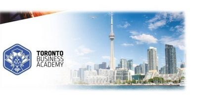 Повик за апликации, бизнис академија во Торонто, Канада во 2018
