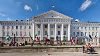 Програма за стипендија на Универзитетот во Тарту