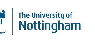 Меѓународната стипендија за истражување на Универзитетот во Нотингем