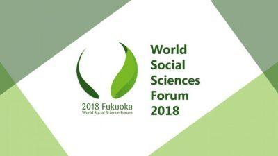 Светски форум за општествени науки за социјални научници 2018, Јапонија