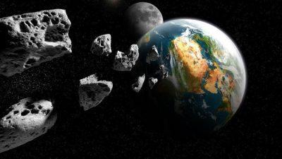 Огромен астероид доаѓа кон нас: НАСА има страшен план за негово уништување