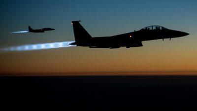ВИДЕО: Aмериканските борбени пилоти бркаат НЛО?