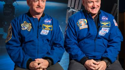 Експериментот со близнаци: ДНК во вселената се менува
