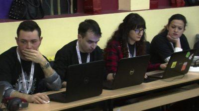 Натпревар по Хакатон на Штипскиот Факултет за информатика