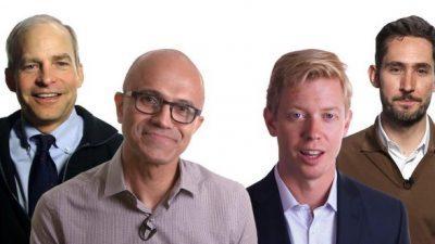 Како да добиете работа: Совети на некои од најуспешните луѓе на светот