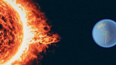 Големо соларно невреме ќе ја погоди Земјата: Бранот ќе предизвика сериозни штети и пореметувања