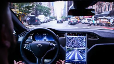 ВИДЕО: Компјутерот ќе биде барем двојно побезбеден возач во однос на луѓето