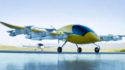 Наскоро летачки таксија во Нов Зеланд?