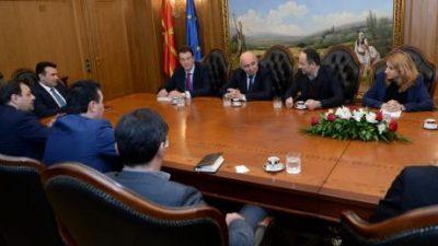 Заев: Препораките од компаниите со странски капитал важна порака за идните инвеститори