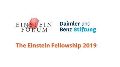Повик за аплицирање, стипендија на Ајнштајн 2019 во Потсдам, Германија