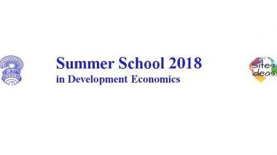Повик за апликации, Летна школа за развојна економија 2018