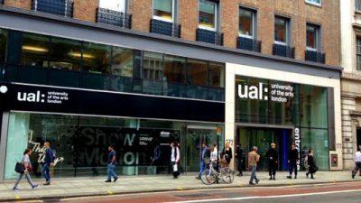 Стипендии за меѓународни студенти на Универзитетот на уметности во Лондон, Велика Британија