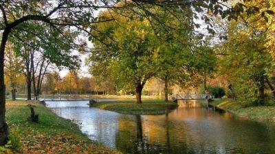 """""""Еко – патрола"""" утре ќе го чисти Градскиот парк"""