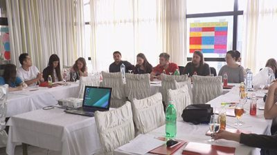 Во Штип младите од Македонија и Шведска разменуваат искуства