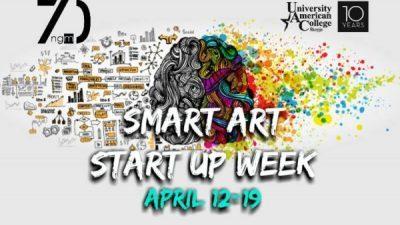 Од утре почнува Smart Up Start Up Week на Американ Колеџ Скопје