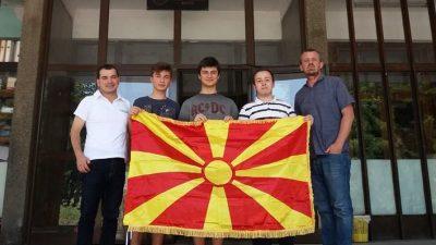 ФДМ собира пари за учество на талентирани ученици на …