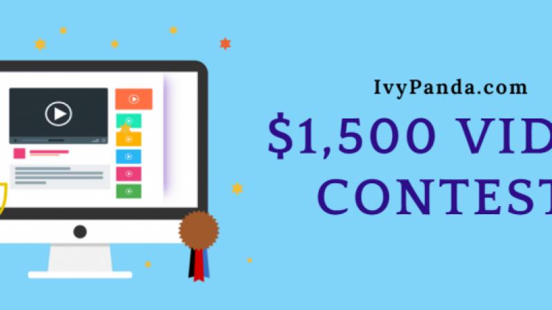 $1,500 стипендија за видео конкурс за креативни студенти