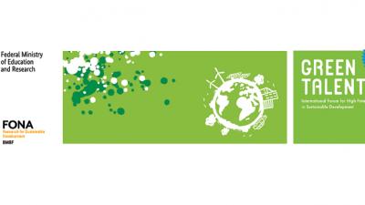 Green Talents – Меѓународен форум за високи потенцијали во одржливиот развој