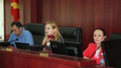 Обука за примена на Законот за заштита на укажувачите