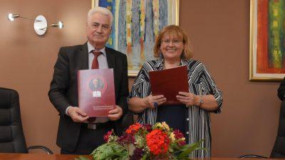 Потпишан договор за последипломски студии со Економскиот факултет од Љубљана