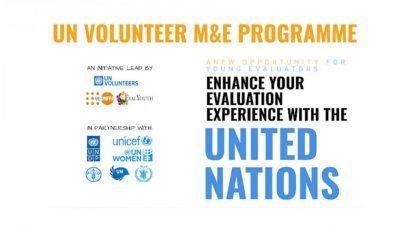 ОН младински волонтер во мониторинг и евалуација 2018