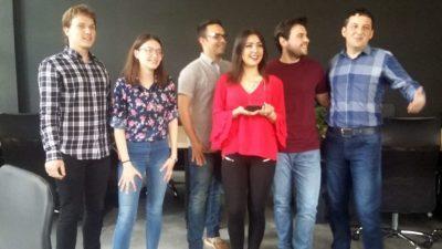 """Прва награда за ФЕИТ на натпреварот """"ICAMES"""" во Истанбул"""