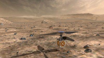 ВИДЕО: НАСА праќа хеликоптер на Марс